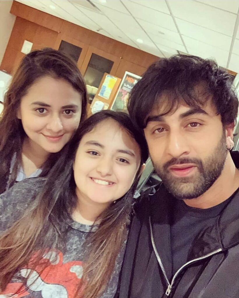 Ranbir Kapoor's best moments with his fans! 1