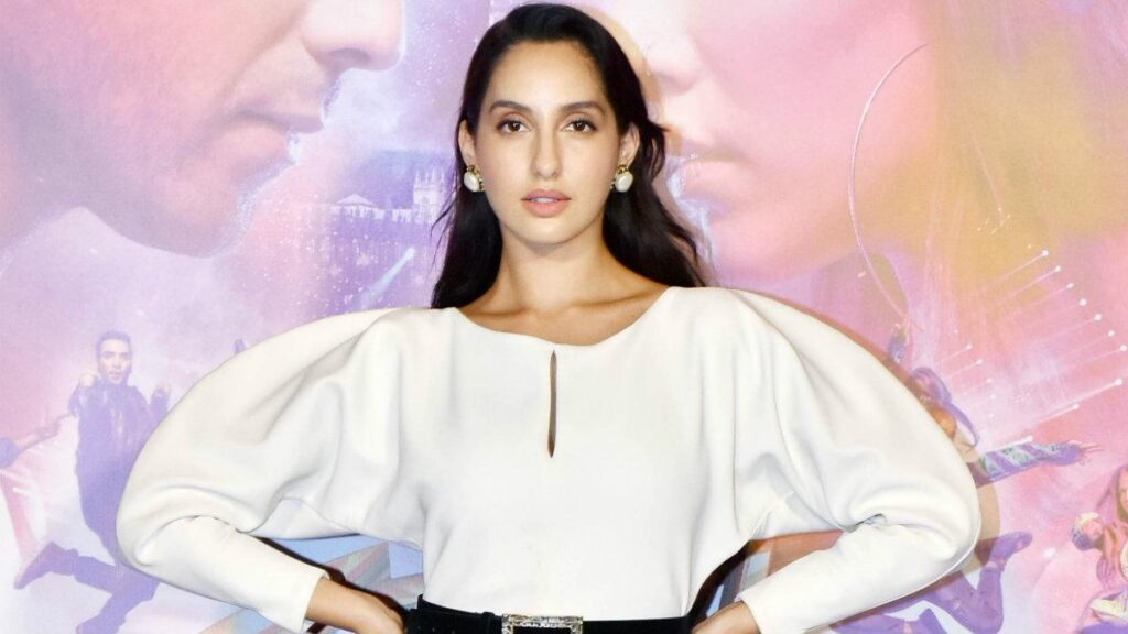 REVEALED! The secret mantra behind Nora Fatehi's perfect dance moves