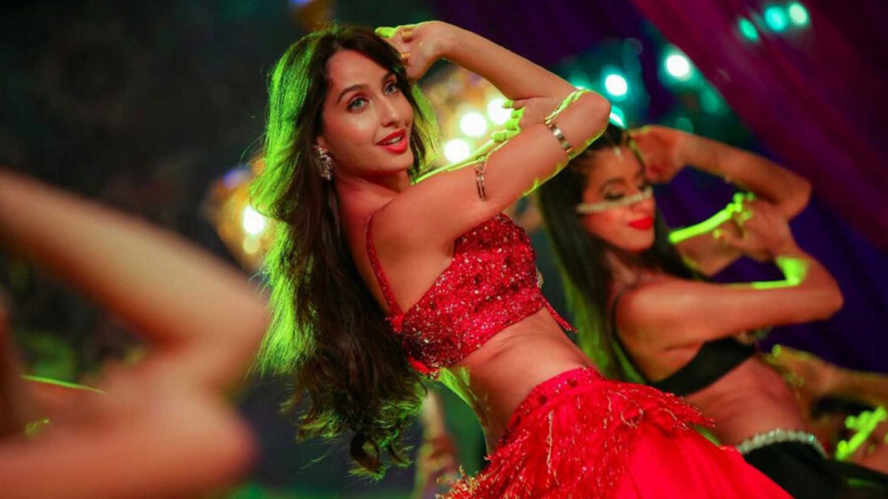 REVEALED! The secret mantra behind Nora Fatehi's perfect dance moves |  IWMBuzz