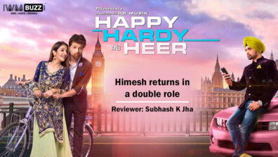 Review of Happy Hardy and Heer: Himesh returns in a double role