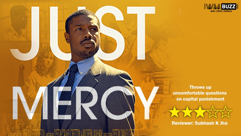 Review of Just Mercy: Throws up uncomfortable questions on capital punishment