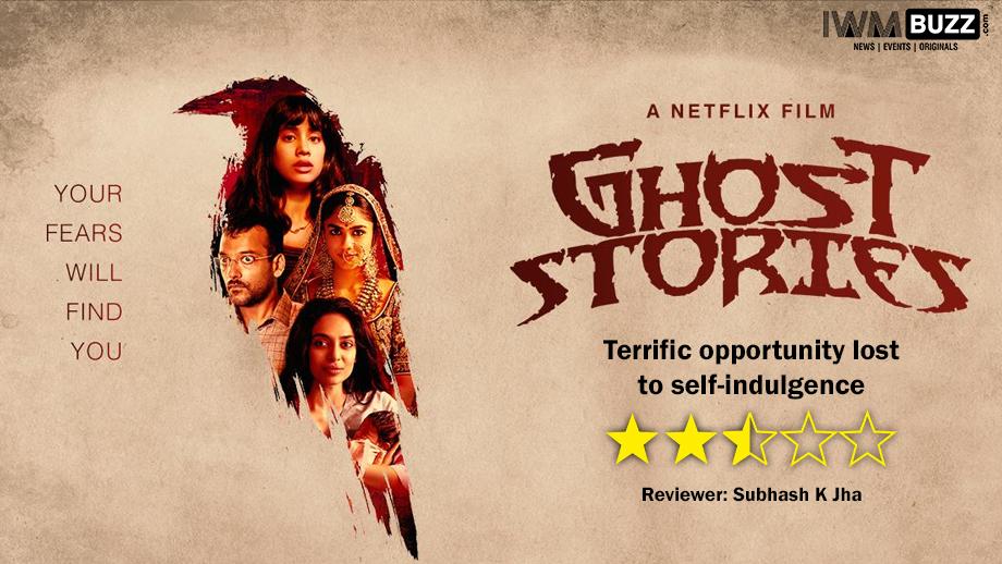 Review of Netflix film Ghost Stories: A terrific opportunity lost to self-indulgence