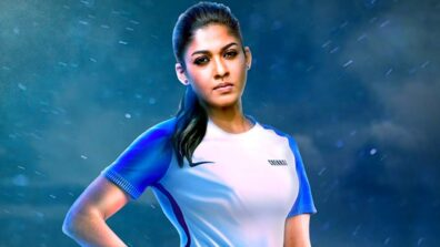 Rocking star Nayanthara is the perfect mix of glamour and divinity
