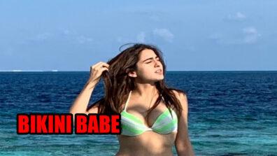 Sara Ali Khan is a HOT bikini babe