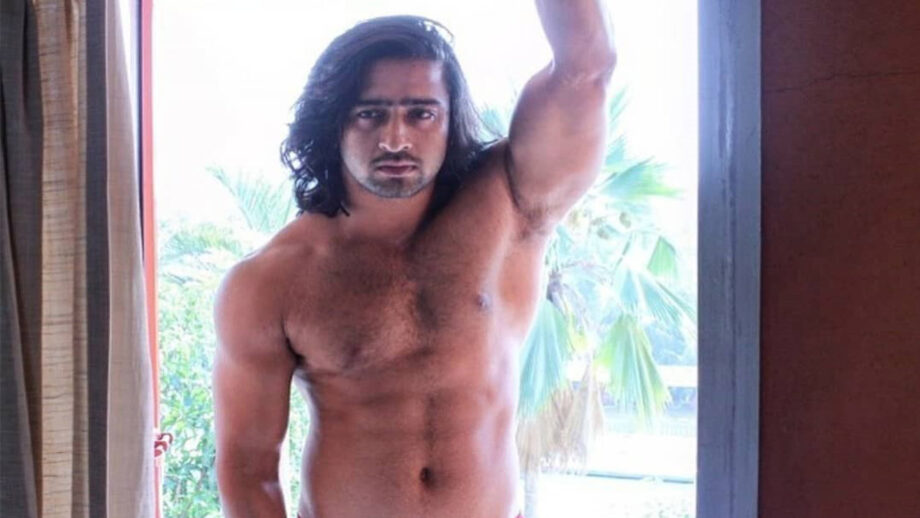 Shaheer Sheikh and his impeccable workout routine 1