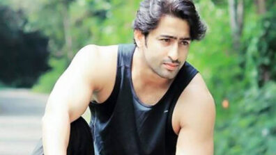 Shaheer Sheikh and his impeccable workout routine