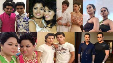 Shivangi Joshi to Mouni Roy: TV Celebs who have sibling's lookalike