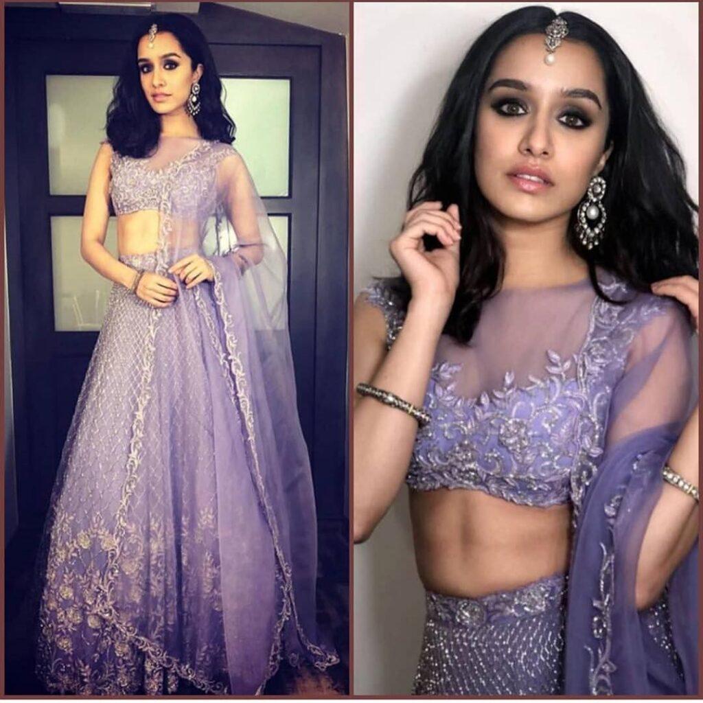 Shraddha Kapoor or Alia Bhatt: Who Looks Stunning in a Sabyasachi Lehenga? 4