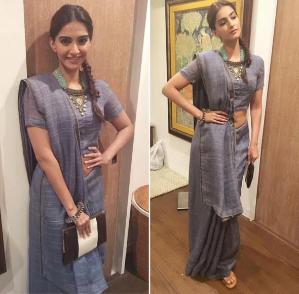 Sonam Kapoor's Most Daring Outfits Of All Time 1