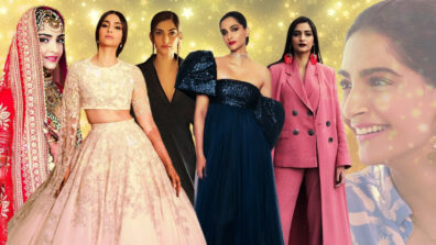 Sonam Kapoor's Most Daring Outfits Of All Time