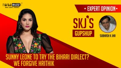 Sunny Leone To Try The Bihari Dialect? We Forgive Hrithik