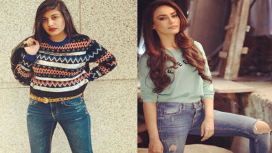 Surbhi Chandna or Surbhi Jyoti: Who rocks in denim outfit?