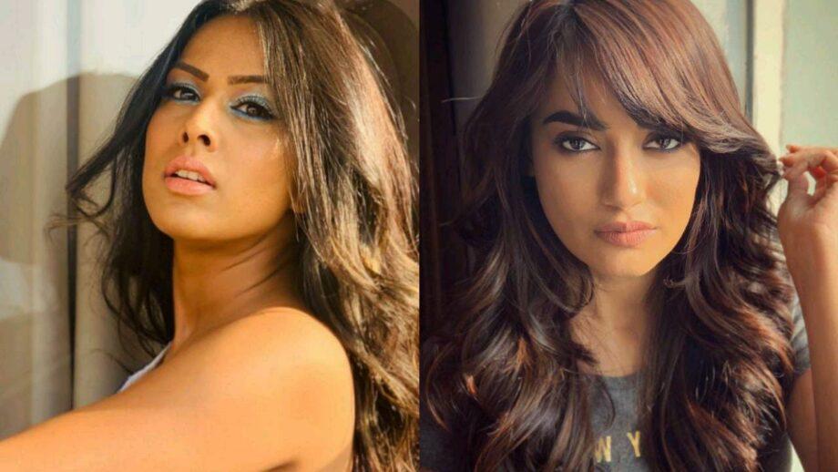 Surbhi Jyoti VS Nia Sharma: Battle of the ultimate fashionista