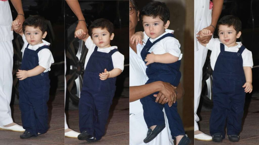 Taimur Ali Khan is not your usual star kid. Here's why!