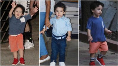 Taimur Ali Khan's unseen pictures that make him the super-cute kid of Bollywood