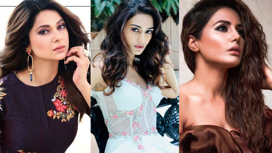 Take a fashion lesson from Jennifer Winget, Erica Fernandes and Hina Khan to polish your looks