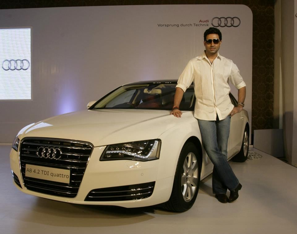Take a look at Abhishek Bachchan's amazing car collection 3