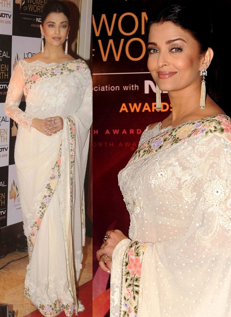 Take A Style Note from Aishwarya Rai Bachchan's Sarees 3
