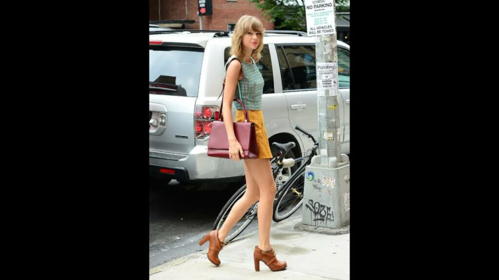 Taylor Swift's style rules that have followed for decades