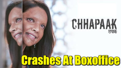 The much-lauded Chhapaak crashes at the box-office, Trade Experts analyse