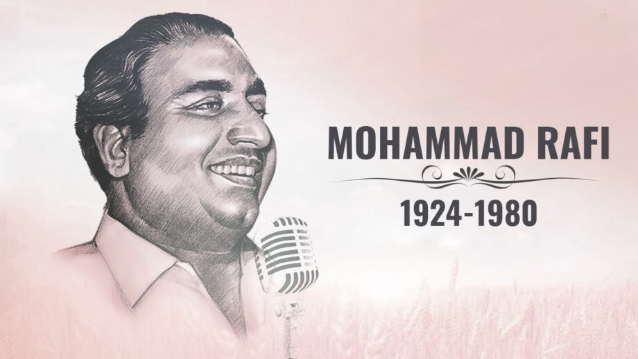 The rise and rise of multi-talented singer Mohammed Rafi