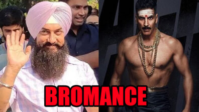 The ultimate brotherhood between Akshay Kumar and Aamir Khan 1