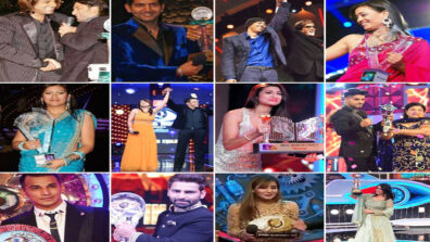 Then and Now: All the winners of BIGG BOSS