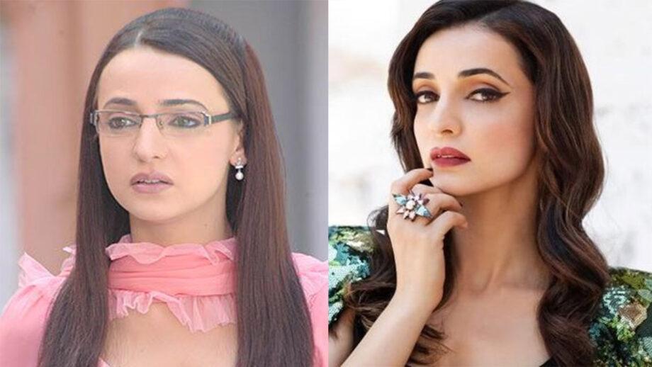 Then vs Now: Sanaya Irani's complete style transformation