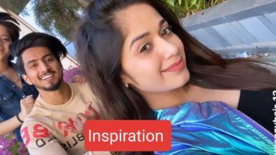 TikTok stars Faisu and Jannat Zubair inspire each other