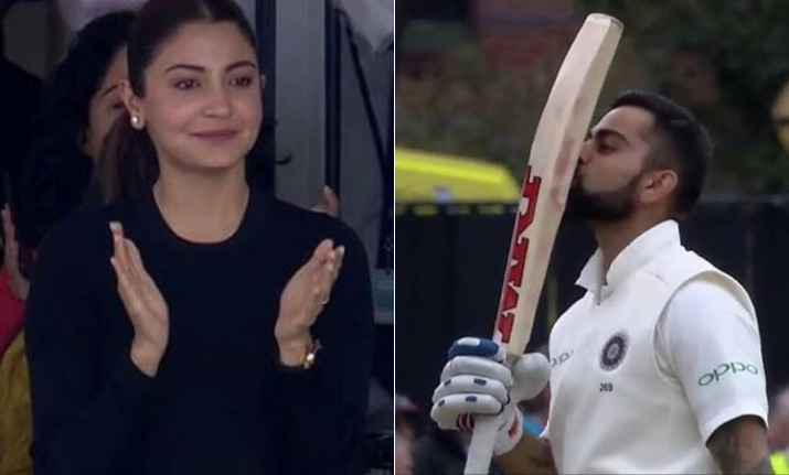Times When Virat Expressed His Love For Anushka In Ongoing Match 2