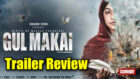 Trailer Review of Gul Makai: Malala's song of life & death
