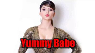 Urvashi Rautela is a 'YUMMY' babe in 2020