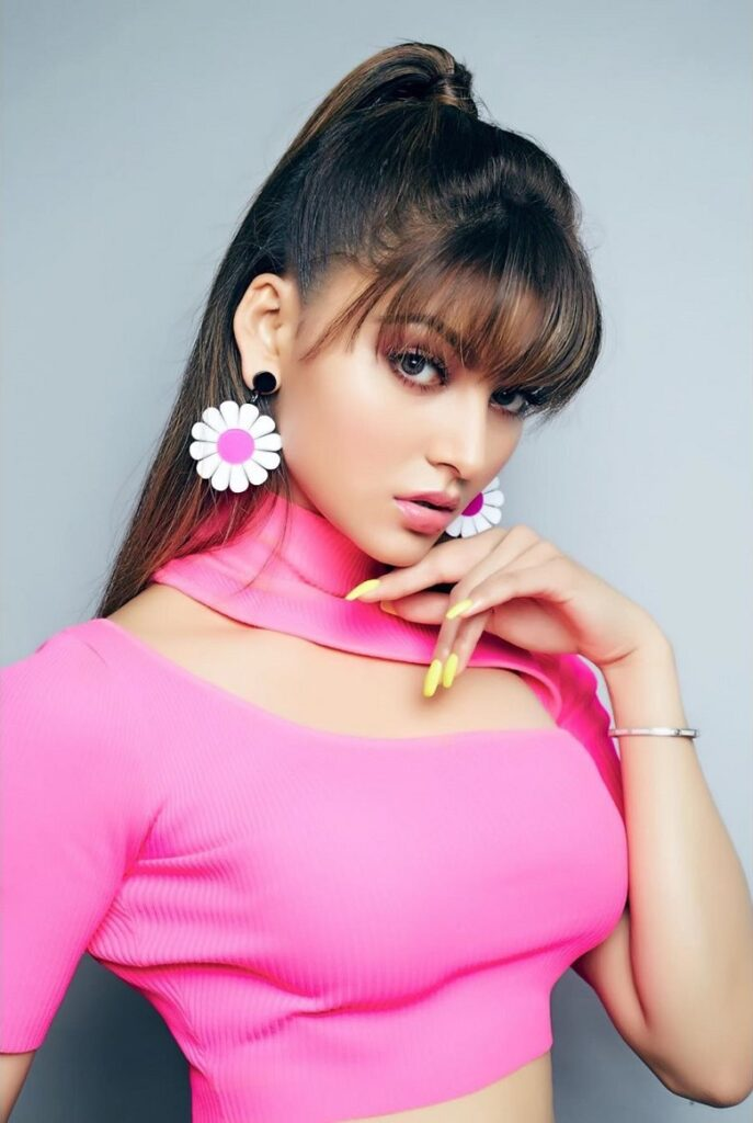 Urvashi Rautela's ethnic hairstyles that you shouldn't give a miss! 5