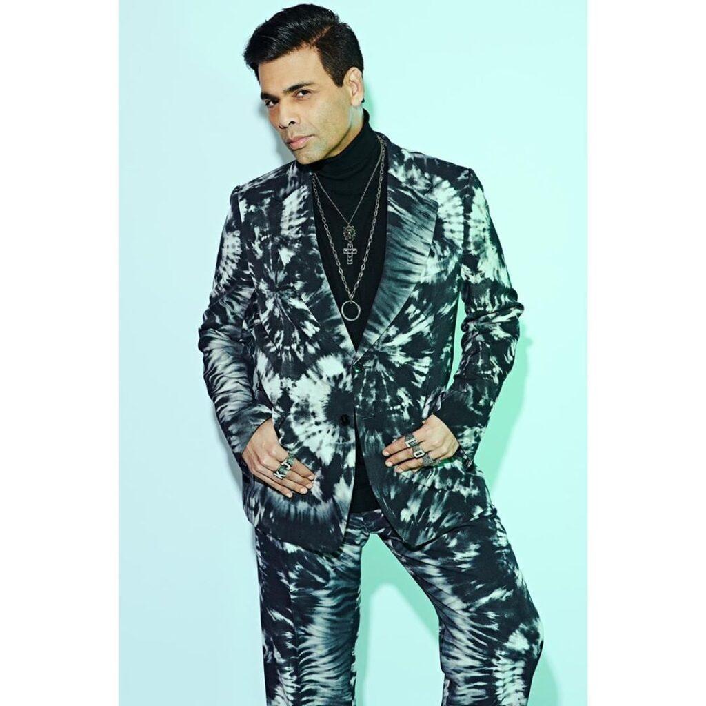 What makes Karan Johar a pure fashionista 16