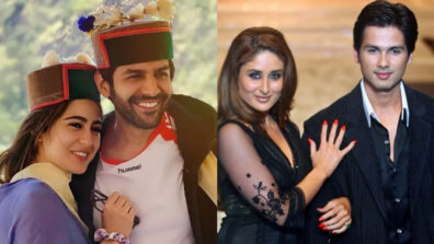 What's common between Kartik Aryan - Sara Ali Khan and Shahid Kapoor - Kareena Kapoor