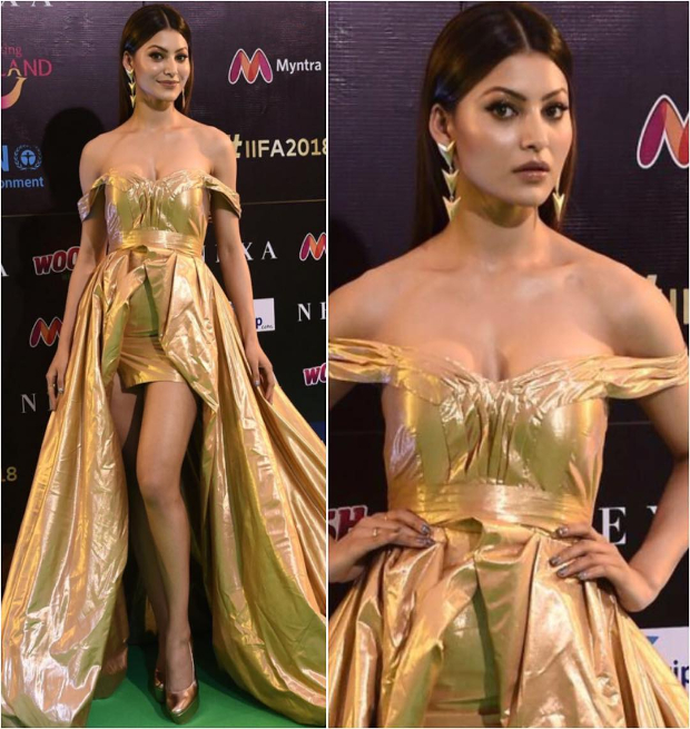 When Urvashi Rautela disappointed us with her fashion game 5