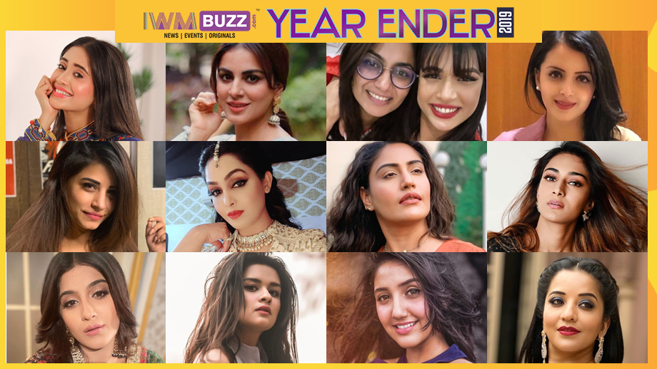 Year-Ender 2019: Top TV Actresses
