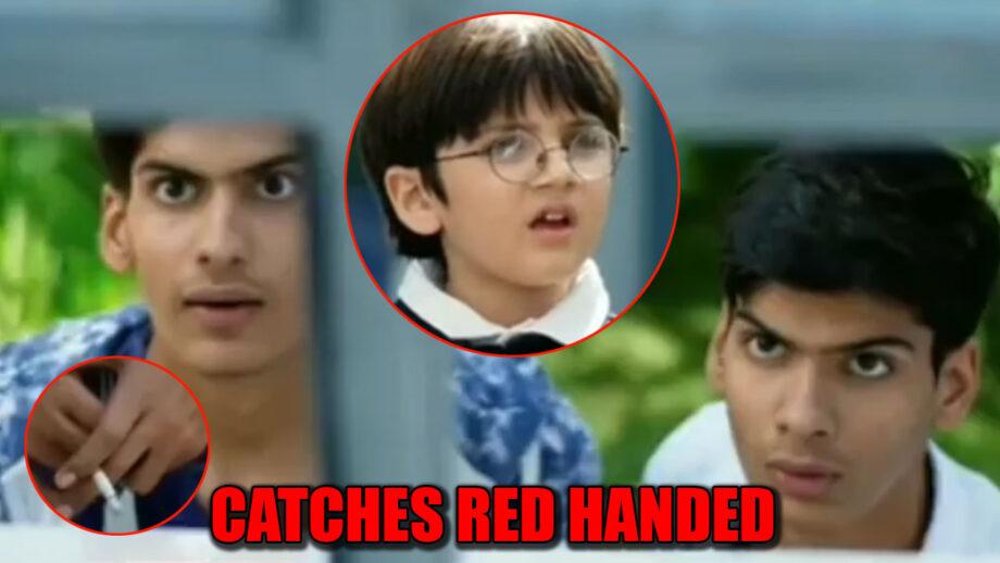 Yeh Rishta Kya Kehlata Hai: Kairav catches Luv and Kush red-handed
