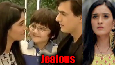 Yeh Rishta Kya Kehlata Hai: Kairav, Kartik and Naira's reunion to make Vedika jealous