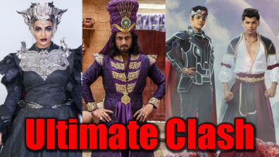 Zafar and Timnasa join forces to fight against Aladdin and Baalveer