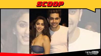 Zain Imam dating south film actress Eshanya Maheshwari?