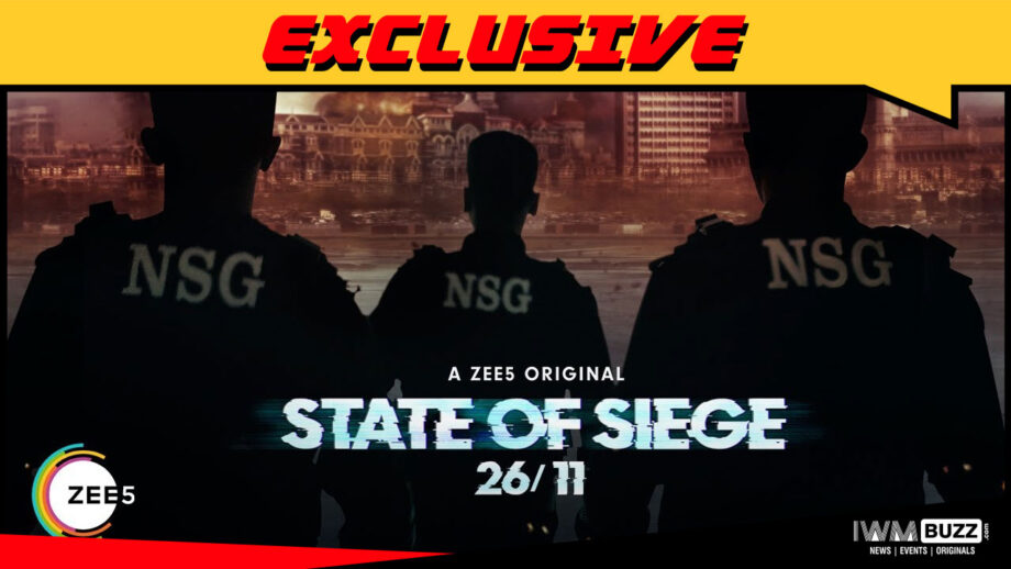 ZEE5's State Of Siege: 26/11 misses its release date