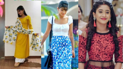 10 Times When Yeh Rishta Kya Kehlata Hai Fame Naira Aka Shivangi Joshi Gave Fashion Goals With Her Casual Looks 11