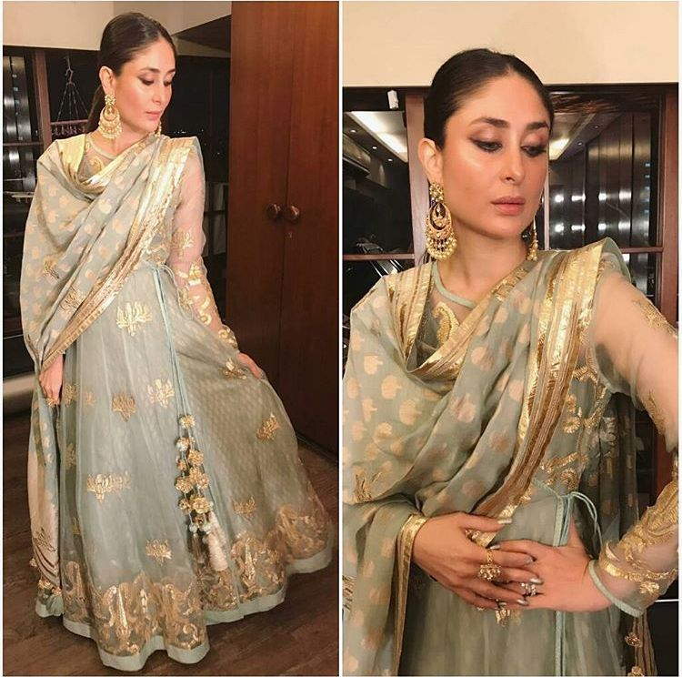 5 Kareena Kapoor's outfits that are perfect for Mehendi ceremony 1