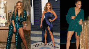 7 Jennifer Lopez's outfits that are perfect for party night