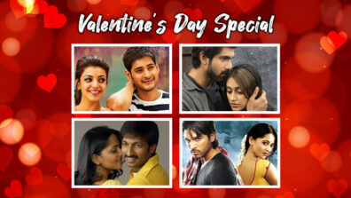 Valentine's Day Special: Vote for the most romantic onscreen couple: Allu Arjun-Deeksha Seth, Mahesh Babu-Kajal Agarwal, Rana Daggubati-Ileana D'Cruz, Gopichand and-Anushka Shetty?