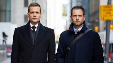 Top BROMANCE moments of Mike-Harvey in Suits