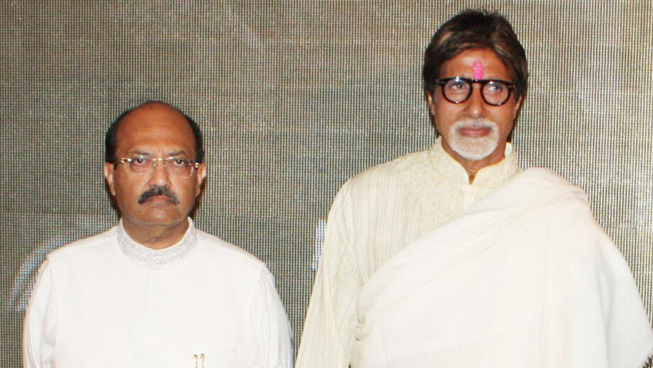 Ailing Amar Singh battles between life & death, apologizes to Amitabh Bachchan and family to end feud