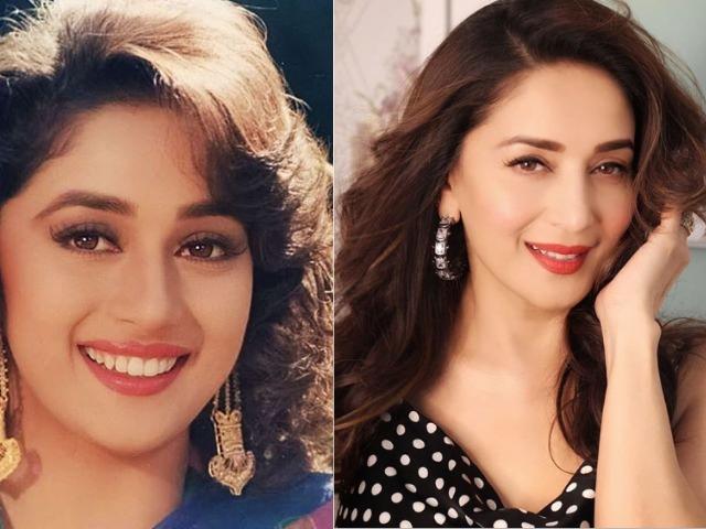 Aishwarya Rai Bachchan, Karishma Kapoor, Madhuri Dixit, Kajol: Then and Now Looks of Bollywood Actresses From 90's 3