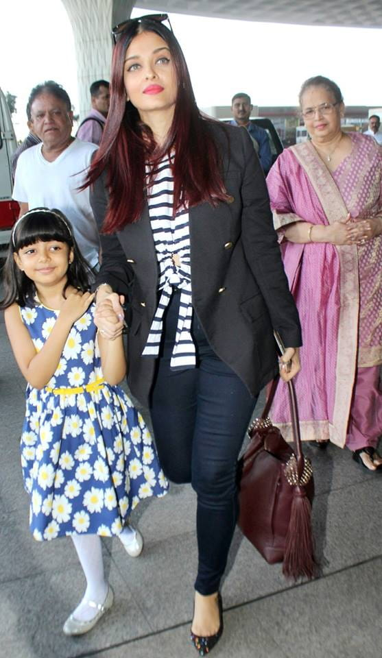 All the times Aishwarya Rai Bachchan's airport style was to die for 2